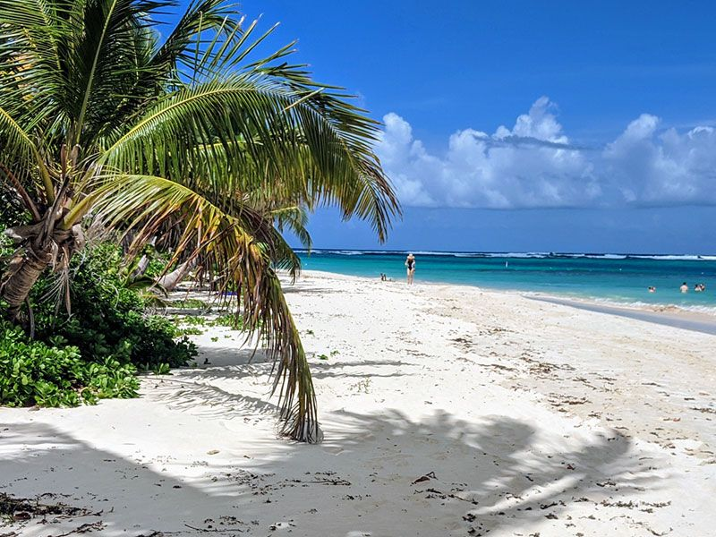 Coast of Culebra