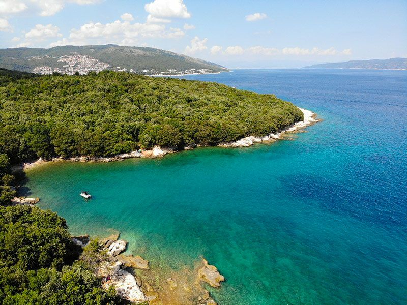 What to see in Rabac