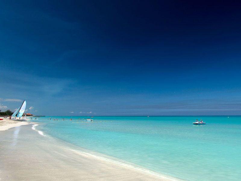 Beach of Varadero
