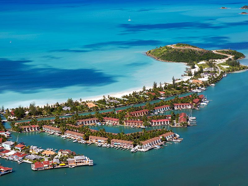 What to see in Antigua