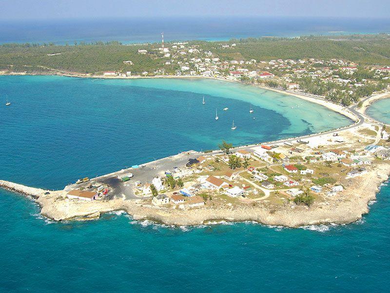 Ports in Eleuthera