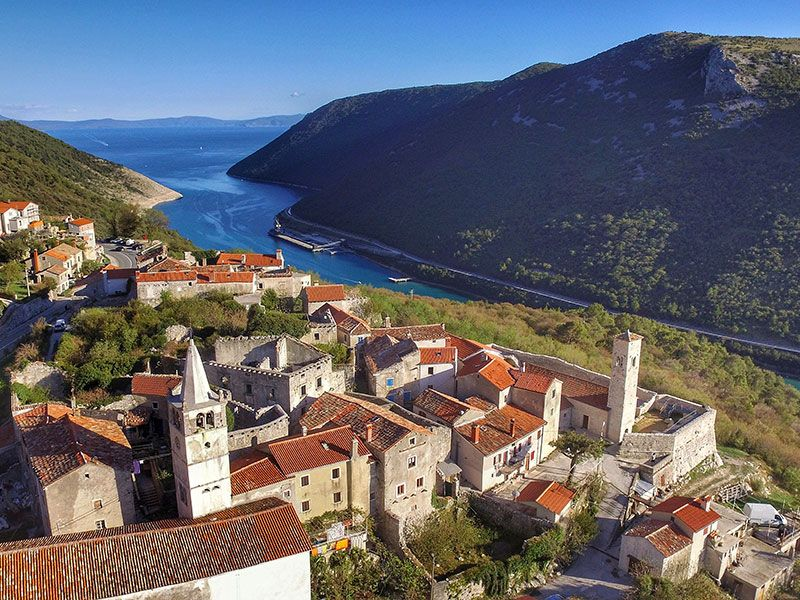 What to see around Rabac