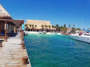 Sail in Cancun