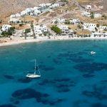 Sail in Folegandros