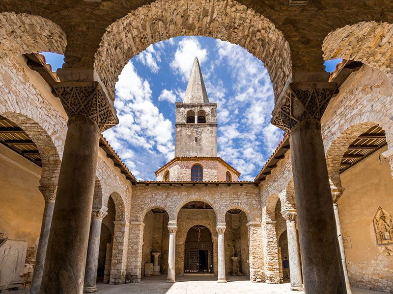 what to see in Porec