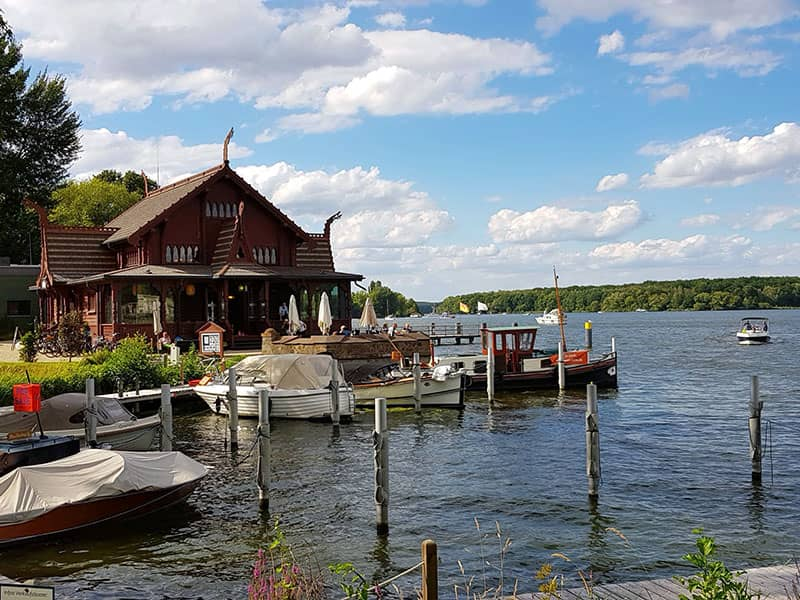 Boat tours in Havel