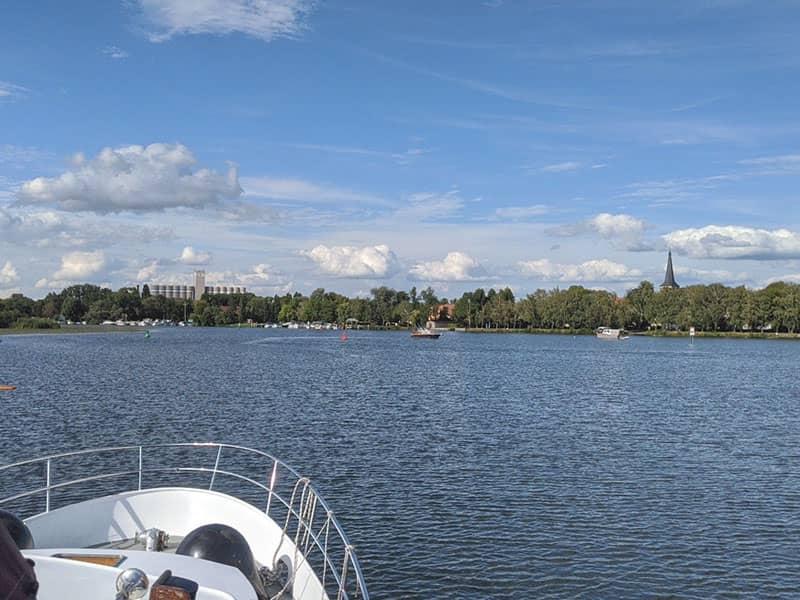 Boat tours in Ketzin