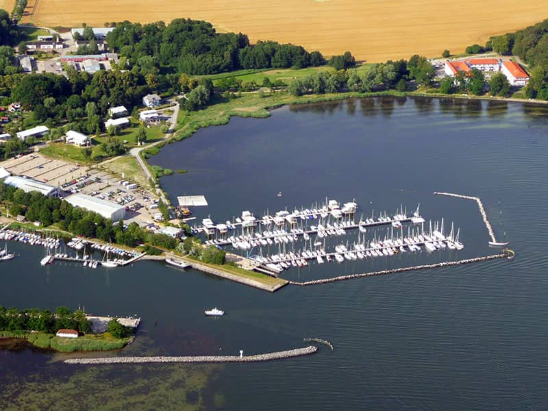 Boat tours in Lauterbach