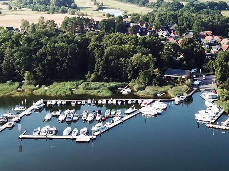Boat tours in Untergohren