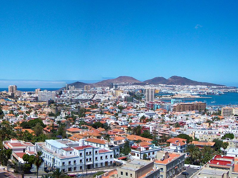 Las Palmas de Gran Canaria yacht week