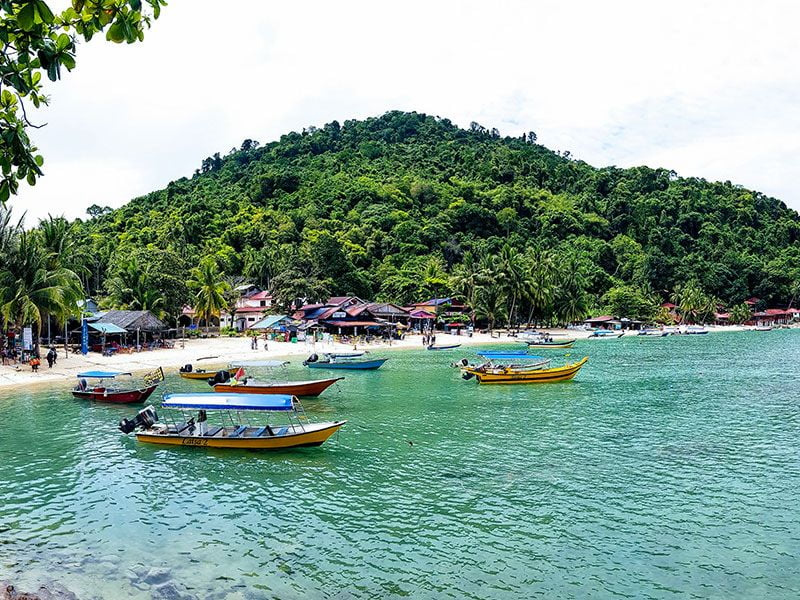 Malaysia boat tours