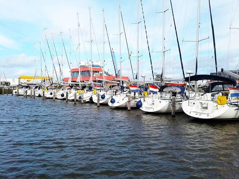 Marina in Lemmer