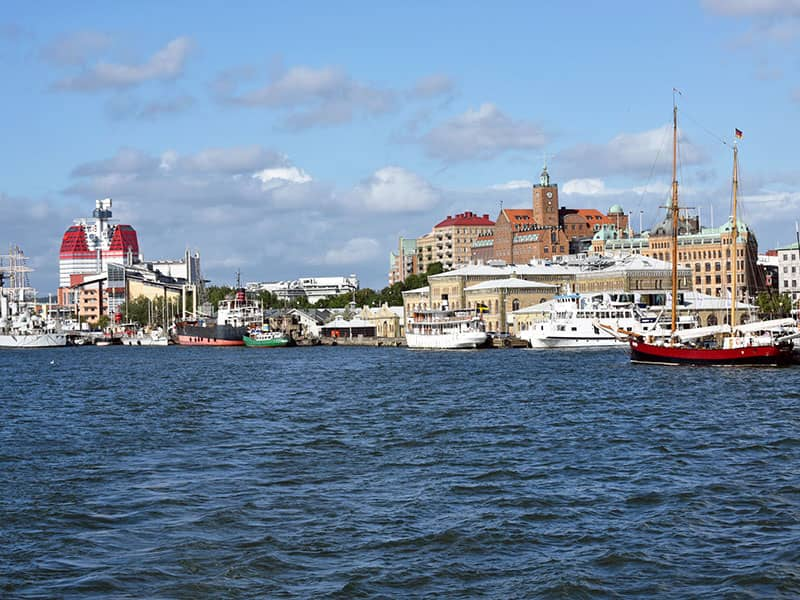 Port in Göteborg