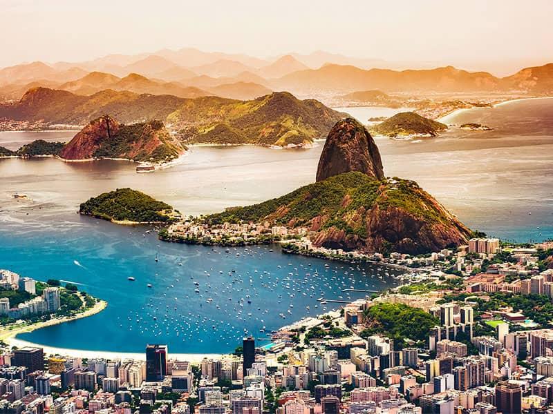 Sailing adventures Rio de Janeiro