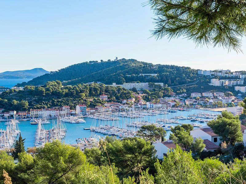 Saint Mandrier Sur Mer yacht week