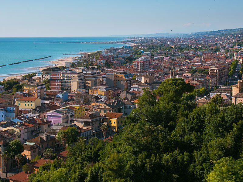 San Benedetto del Tronto yacht week