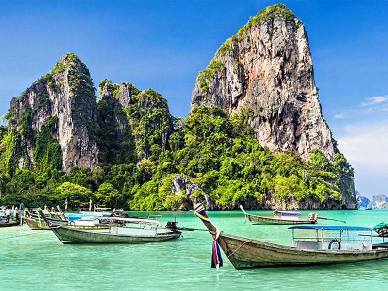 Thailand boat tours