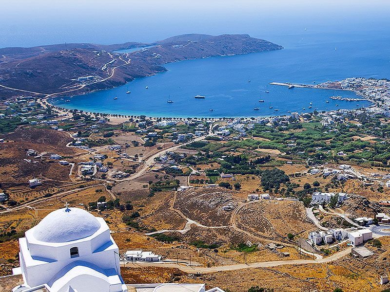 What to do in Serifos